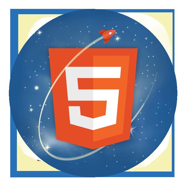 HTML5 Rawkes logo