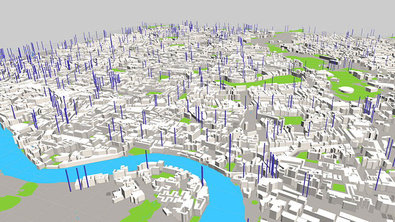 ViziCities: AI