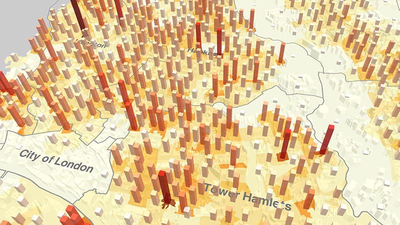 ViziCities: Data boroughs