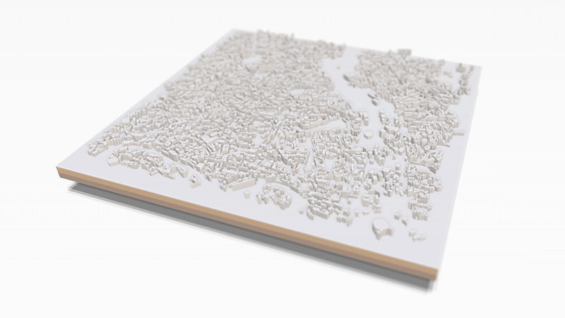 ViziCities: Plinth