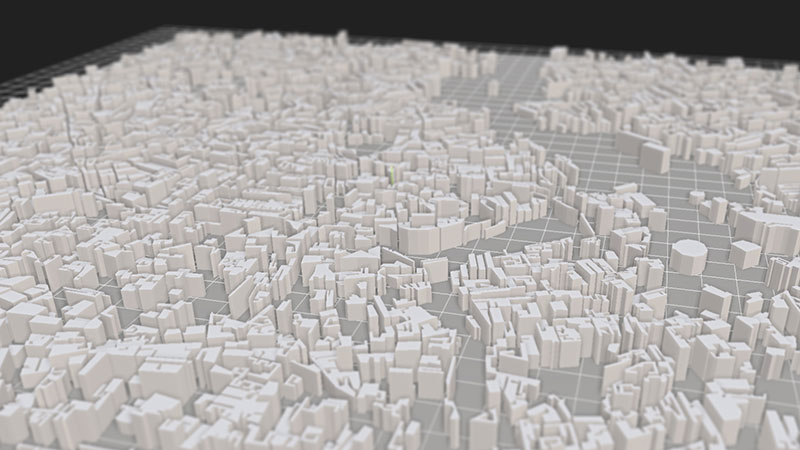 ViziCities: SSAO success